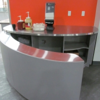 Stainless Food Service Work Station