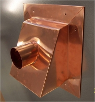Copper Intake/Exhaust