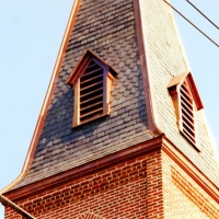 Steeple Louvers