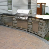 Dureable Stainless for Outdoor Grilling